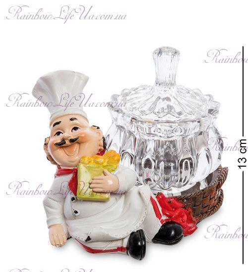 "Фигурка повар с вазочкой ""HF"""