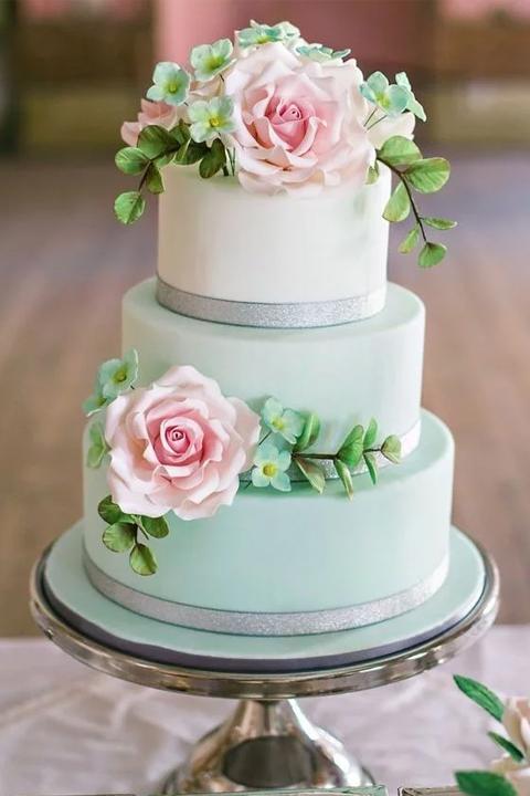 Свадебный торт Феерия вкуса