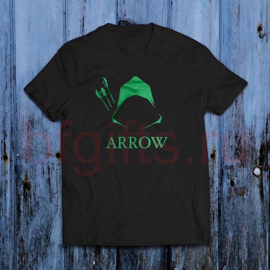 Футболка Зеленый стрела
