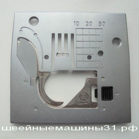 Игольная пластина для швейной машины Brother boutique 37 и др.       Цена 2200 руб.
