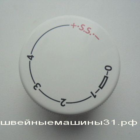 Ручка регулятора длины стежка JANOME E-line15        цена 350 руб.