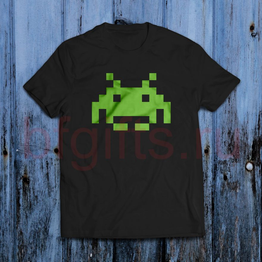 Футболка Space Invader