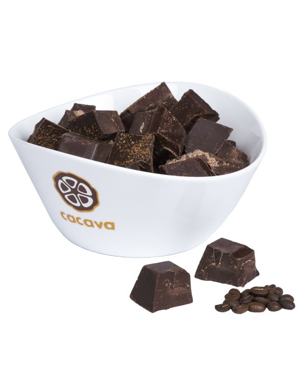 Тёмный шоколад с кофе 70 % какао (Колумбия, Tumaco), 100 гр, 300 гр.