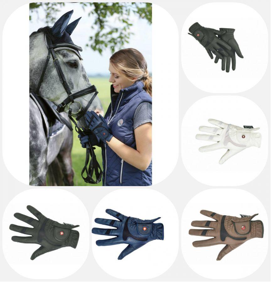 Перчатки - Professional - Искусственная кожа. HKM