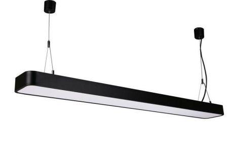 Подвесной светильник на тросах алюминиевый 30W