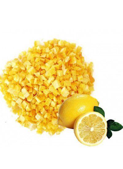 Сублимированный Лимон с цедрой