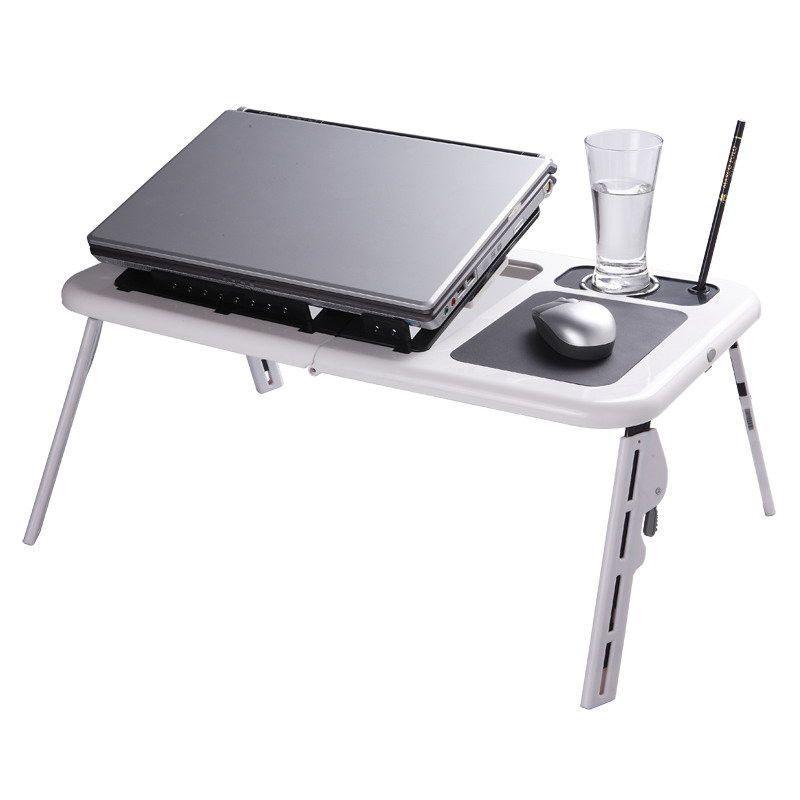 Портативный Столик Для Ноутбука С Охладителем E-Table