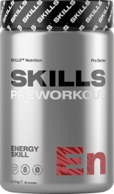 PRE WORKOUT от SKILLS™  150 гр