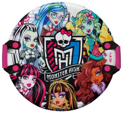 1toy Monster High ледянка 60 см, круглая с плотными ручками