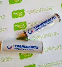 Внешние аккумуляторы с логотипом на заказ