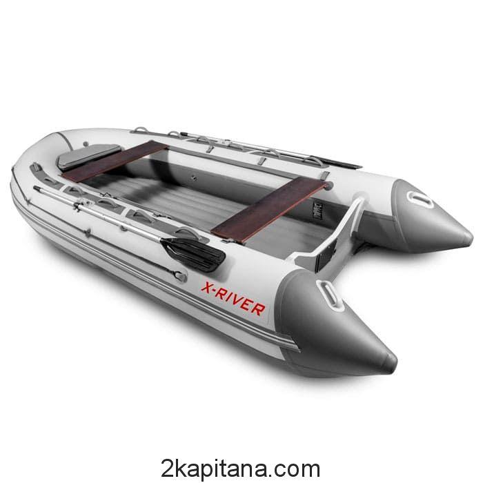 Надувная лодка НДНД GRACE WIND 380