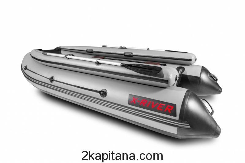 Надувная лодка нднд GRACE WIND 380 с Фальшбортом