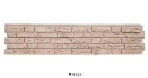 """Панель GL """"Я - фасад"""" Демидовский кирпич Цвет:Янтарь,песок, слоновая кость (под заказ) Размер: 1475*306мм"""