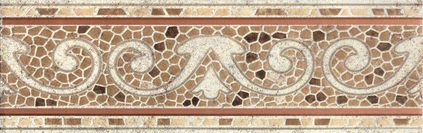 3604-0103 Бордюр напольный Тенерифе 14х45 бежевый