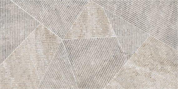6660-0040 Керамогранит декор Титан 30х60 серый