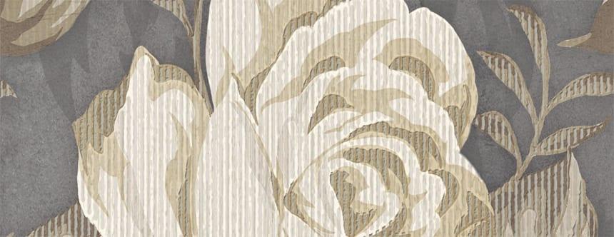 1501-0100 Бордюр настенный Фиори Гриджо 7,5х20