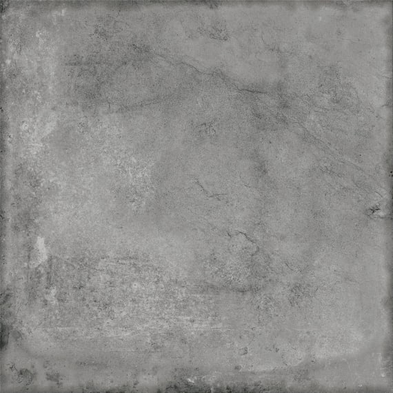 6046-0357 Керамогранит Цемент Стайл 45x45 серый