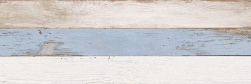 1064-0235 Настенная плитка Ящики 20x60 синяя
