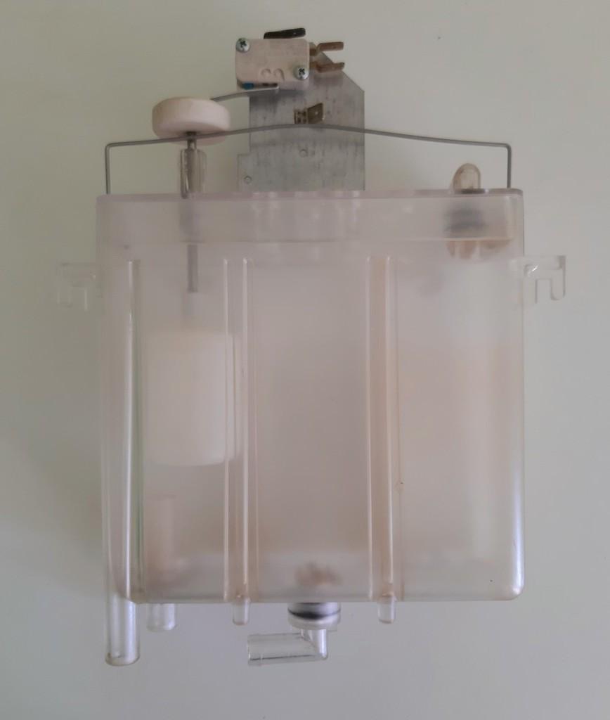 Расширительный водяной бачок Sagoma H-7, б/у