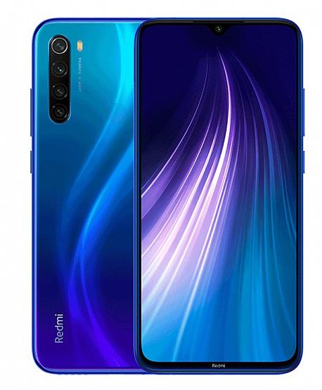 XIAOMI Redmi Note 8T 4/64 (Blue)