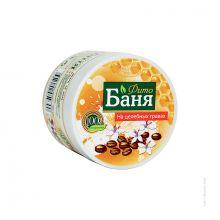 ФитоСкраб для бани Мед и Кофе 300мл