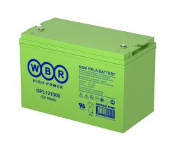 Аккумулятор WBR GPL121000