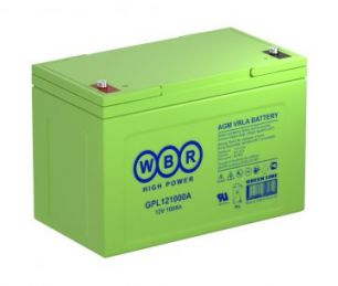 Аккумулятор WBR GPL121000А