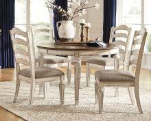 Стол обеденный REALYN D743-35 овальный 1,2-1,8