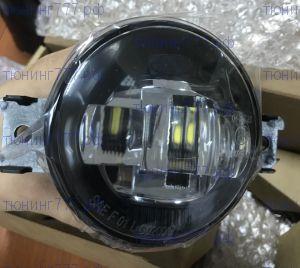 Фары противотуманные, MTF LED, пара