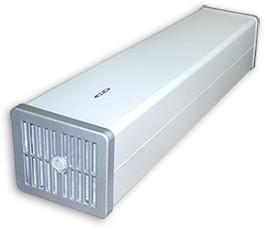 Облучатель медицинский бактерицидный ОБРН-1x15(рециркулятор одноламповый настенный), в комплекте лампа+стартер