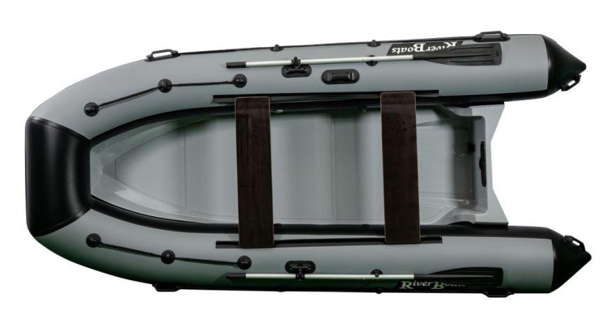Лодка РИБ RiverBoats RB — 380 Новинка!!!