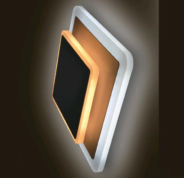 Светильник светодиодный бра Estares Geometria Square 12W