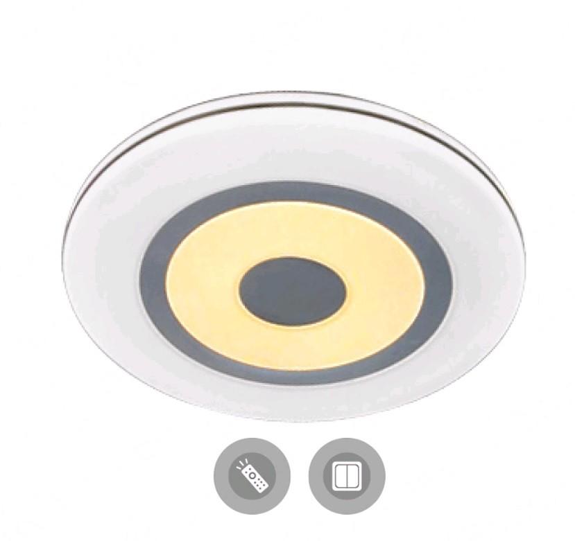Светильник светодиодный Estares QUADRON DOUBLE R 136W
