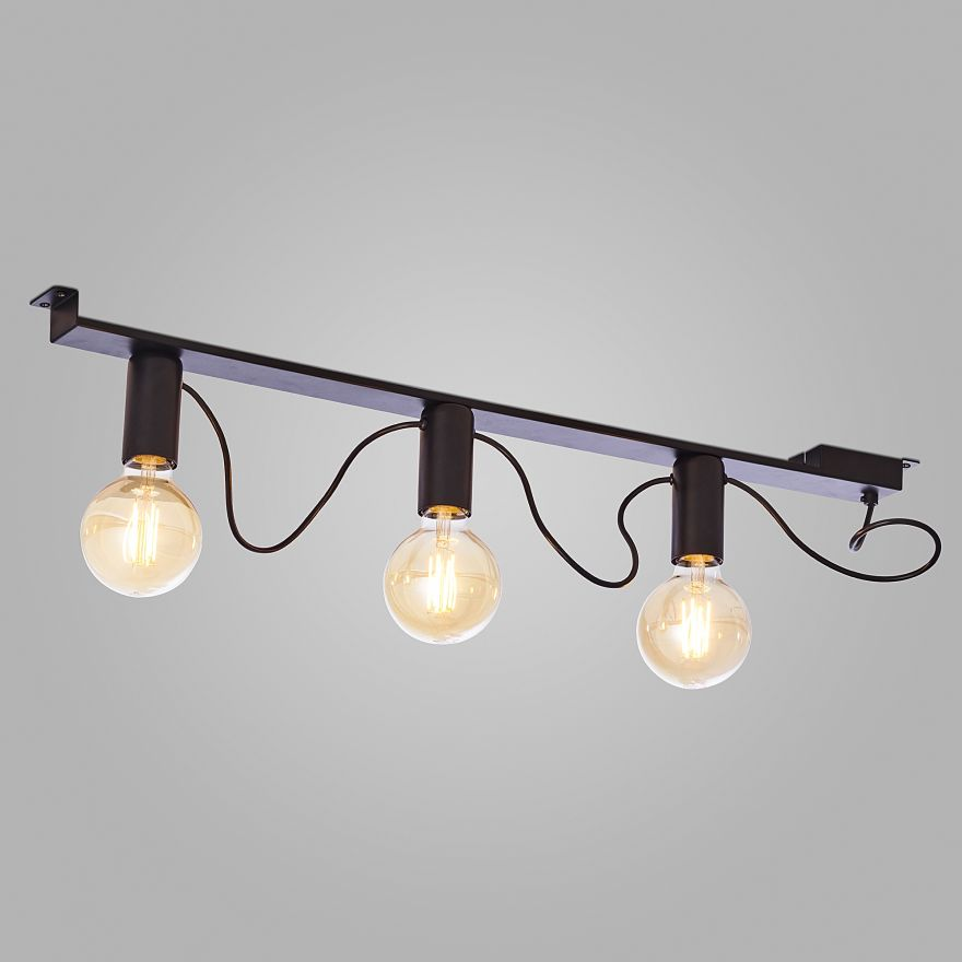 Светильник TK Lighting Mossa 2843 3х60W