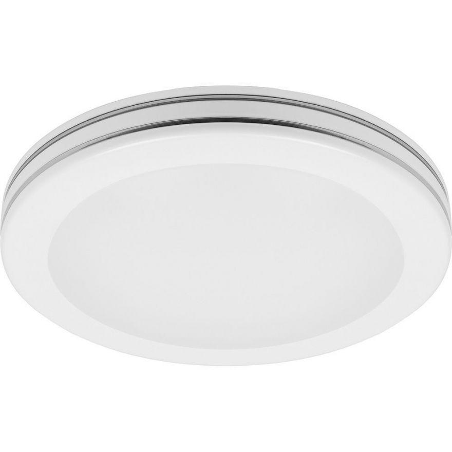 Светильник светодиодный накладной Feron AL579 тарелка 12W 4000K белый
