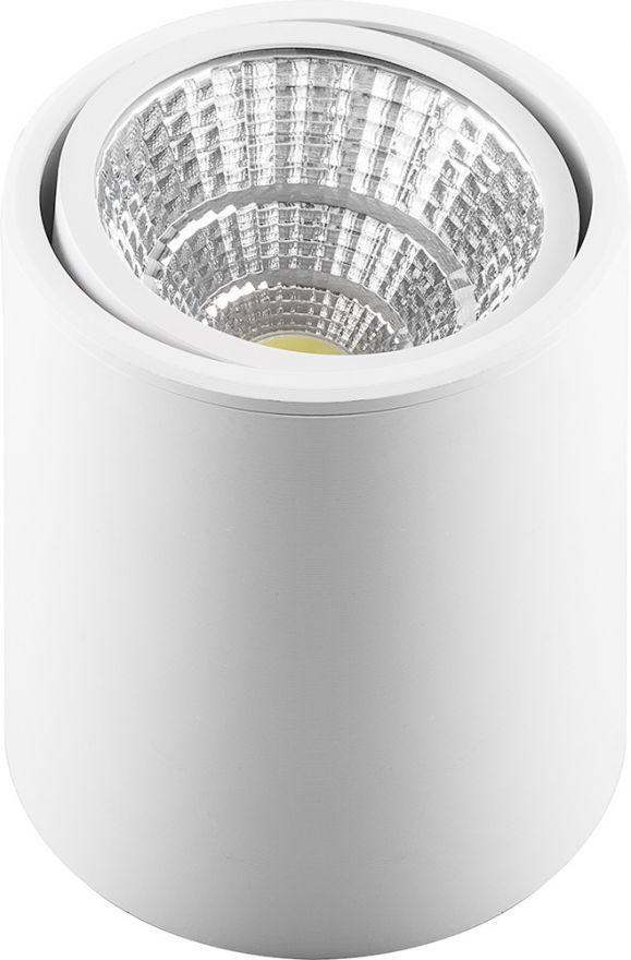 Светильник светодиодный Feron AL516 накладной 10W 4000K белый поворотный