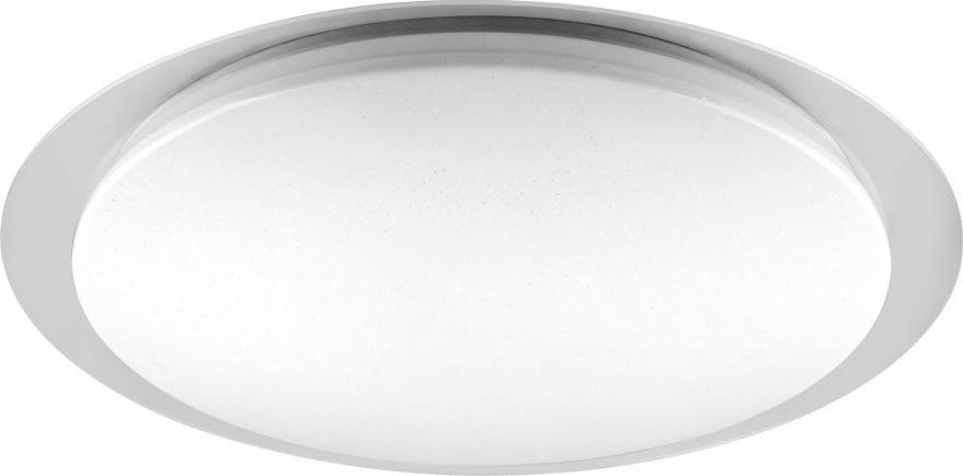 Светильник светодиодный накладной Feron AL5001 тарелка 36W 4000K белый с кантом