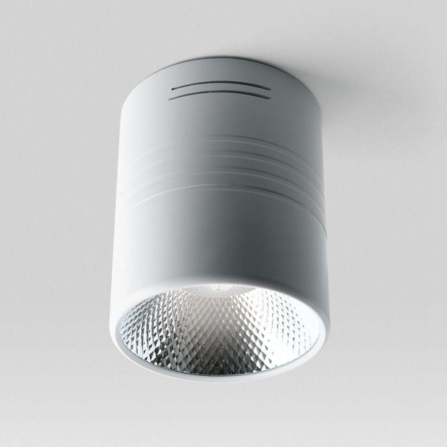 Светильник светодиодный Feron AL518 накладной 25W 4000K белый