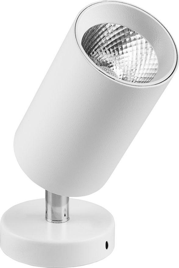 Светильник светодиодный Feron AL519 накладной 10W 4000K белый наклонный