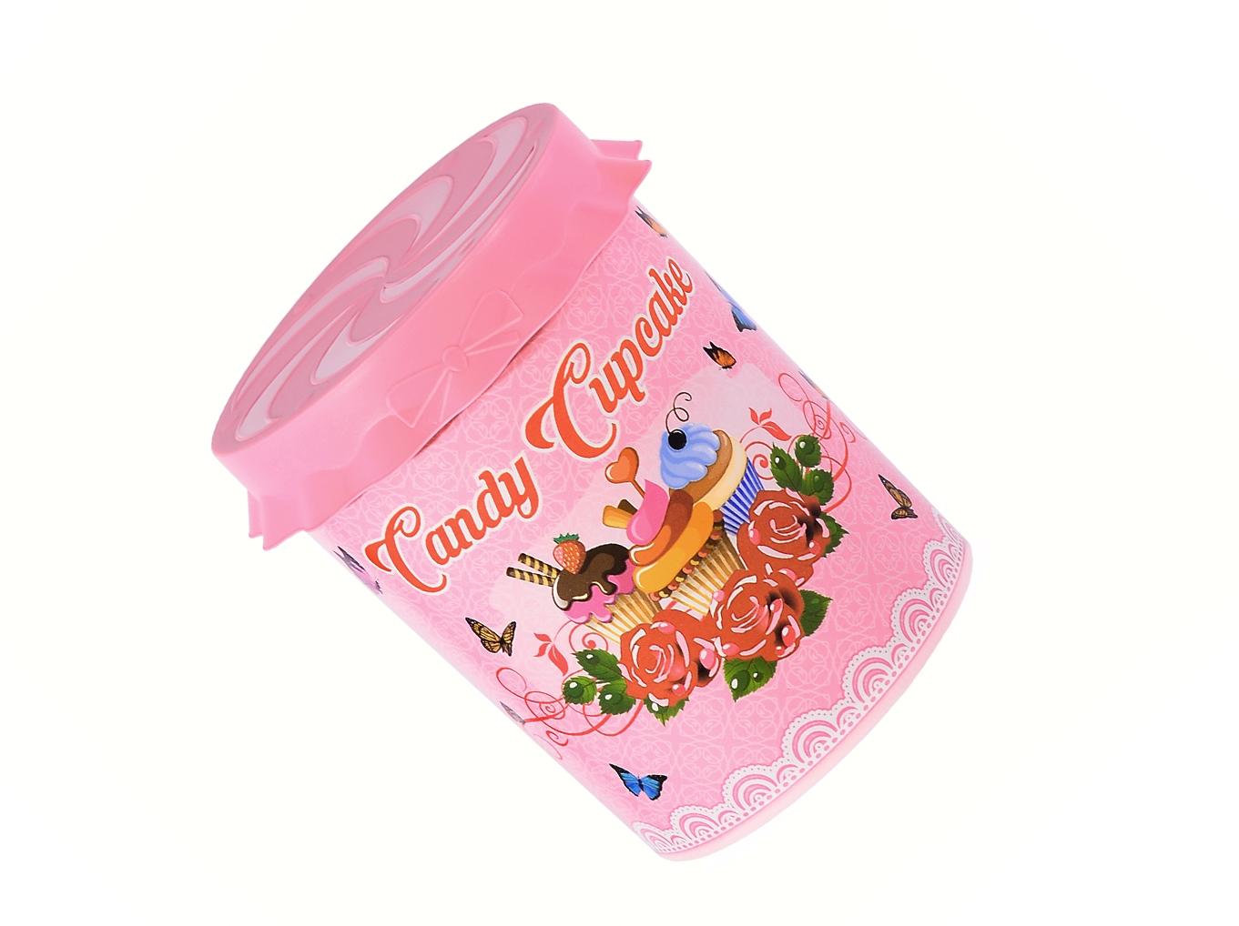 "Контейнер ""Candy"" №2 круглый"