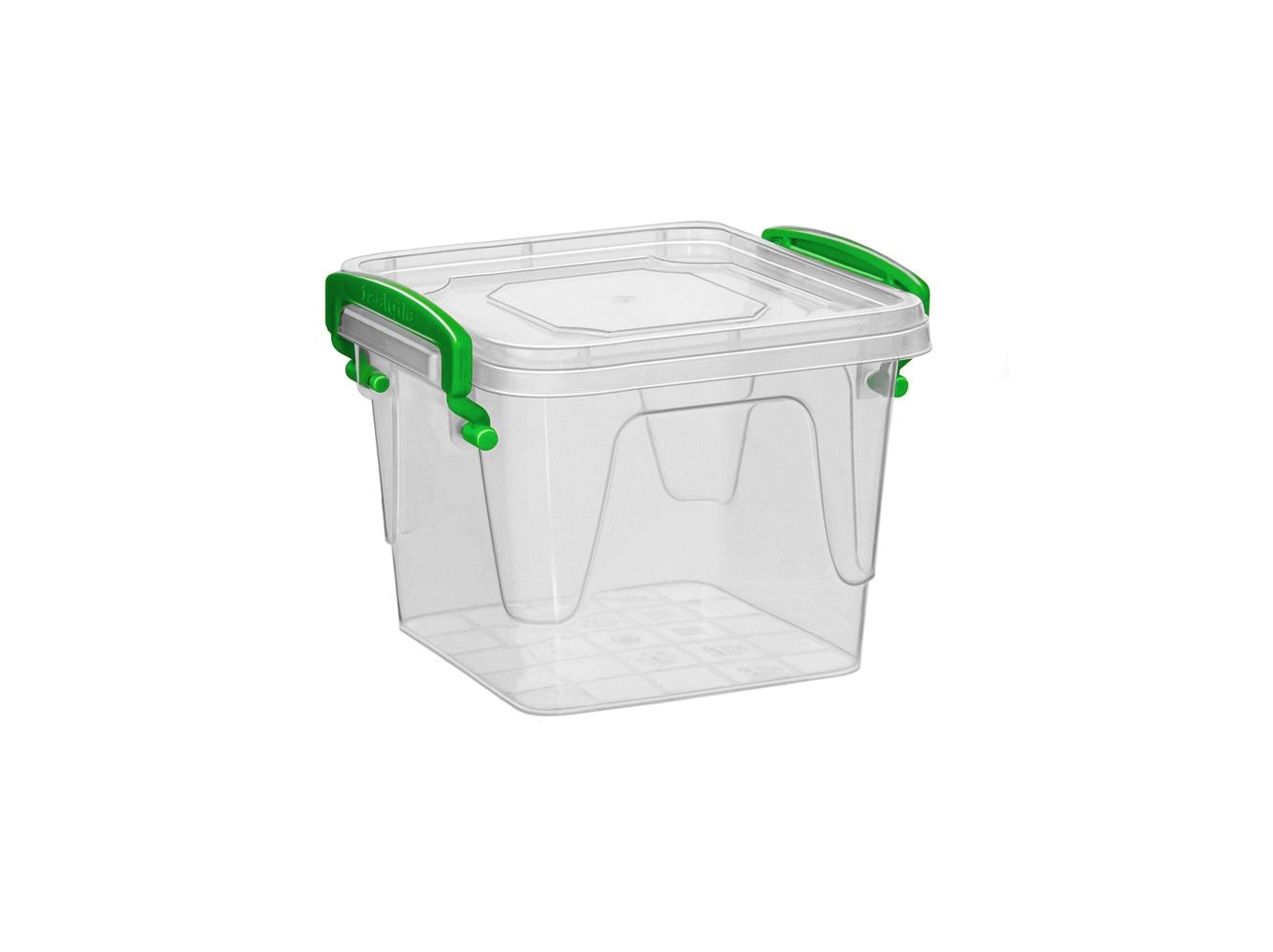 "Контейнер ""Fresh Box"" 0,55л. квадратный"