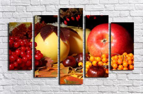 Модульная картина Для кухни 4