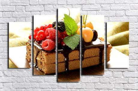 Модульная картина Для кухни 6