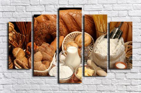 Модульная картина Для кухни 30