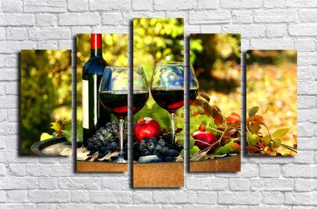 Модульная картина Для кухни 31