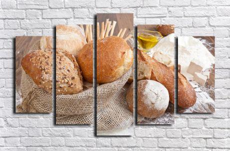Модульная картина Для кухни 32