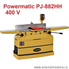 Фуговальный станок 400 В 2.4 кВт JET Powermatic PJ-882HH 1610082-RU
