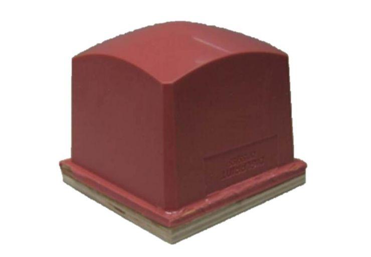 Печатный тампон DР 55/55мм, высота 65мм, жесткость 2Sh