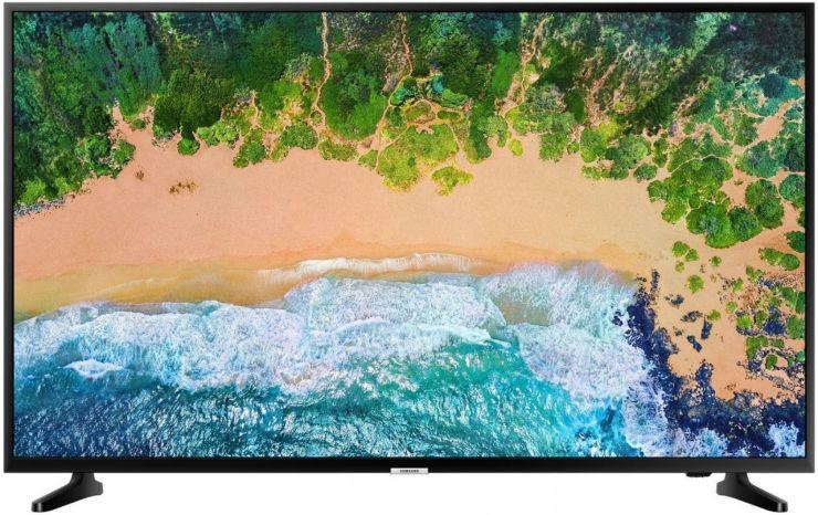 "Телевизор 43"" Samsung LED UE43NU7090: SmartTV, 4K UHD, 178°/178°, PQI 1300Гц, DV"