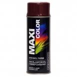 Краска аэроз. MAXI COLOR RAL 3005 400мл.
